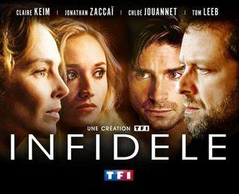 Mini-série télévisée Infidèle - Agence du Film 64
