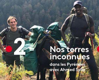 Nos terres inconnues Pyrénées - Agence du Film 64